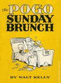 Pogo Sunday Brunch TPB (1959 Simon & Schuster) 1-1ST