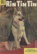 Rin Tin Tin (1954-1957 Dell) 10