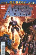 Secret Avengers (2010 1st Series) 4D