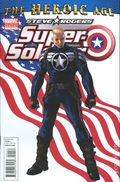 Steve Rogers Super-Soldier (2010 Marvel) 1D