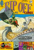 Rip Off Comix (1977) #2, 2nd Printing