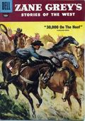 Zane Grey's Stories of the West (1955-1958 Dell) 34