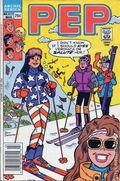 Pep Comics (1940) 411