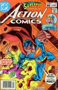 Action Comics (1938 DC) Mark Jewelers 530MJ