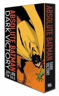 Absolute Batman Dark Victory HC (2012 DC) 1-1ST
