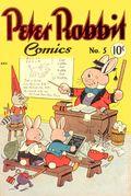 Peter Rabbit Comics (1947) 5