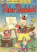 Peter Rabbit Comics (1947) 6