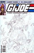 GI Joe Real American Hero (2010 IDW) 172C