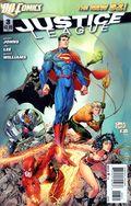 Justice League (2011) 3B