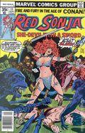 Red Sonja (1977 1st Series) Mark Jewelers 11MJ
