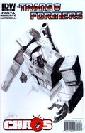 Transformers (2009 IDW) 30C