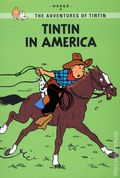 Adventures of Tintin in America GN (2011 LBC) Young Reader's Edition 1-1ST
