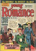 Young Romance (1947-1963 Prize) Vol. 4 #9 (33)