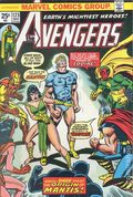 Avengers (1963 1st Series) Mark Jewelers 123MJ