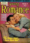 Young Romance (1947-1963 Prize) Vol. 5 #9 (45)