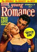 Young Romance (1947-1963 Prize) Vol. 6 #1 (49)