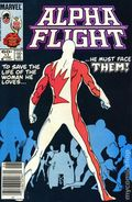 Alpha Flight (1983 1st Series) Mark Jewelers 11MJ