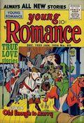Young Romance (1947-1963 Prize) Vol. 9 #2 (80)
