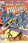 New Mutants (1983 1st Series) Mark Jewelers 2MJ