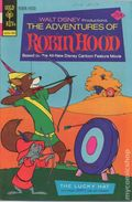 Adventures of Robin Hood (1974 Gold Key) Mark Jewelers 4MJ