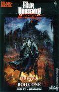 Four Horsemen of the Apocalypse GN (2011-2012 Heavy Metal) 1-1ST