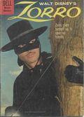 Zorro (1959 Dell) 10