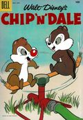 Chip N Dale (1955 Dell) 7