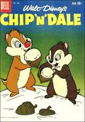 Chip N Dale (1955 Dell) 16