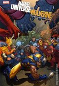 Marvel Universe vs. Wolverine HC (2011 Marvel) 1-1ST