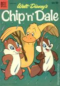 Chip N Dale (1955 Dell) 21