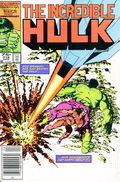 Incredible Hulk (1962-1999 1st Series) Mark Jewelers 318MJ