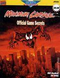 Maximum Carnage Official Game Secrets SC (1994 Marvel/Prima) 1-1ST