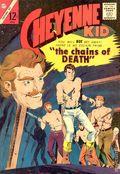Cheyenne Kid (1958 Charlton) 45