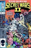 Secret Wars II (1985 Marvel) Mark Jewelers 8MJ