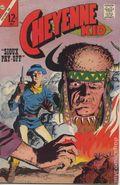 Cheyenne Kid (1958 Charlton) 62