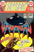 Superboy (1949-1979 1st Series DC) Mark Jewelers 193MJ