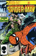 Web of Spider-Man (1985 1st Series) Mark Jewelers 27MJ