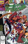 Web of Spider-Man (1985 1st Series) Mark Jewelers 64MJ