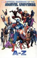 Official Handbook of the Marvel Universe A-Z TPB (2011-2012 Marvel) 2-1ST