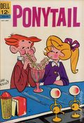 Ponytail (1963-1971 Dell/Charlton) 1