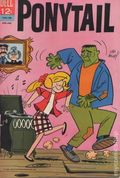 Ponytail (1963-1971 Dell/Charlton) 10