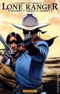 Lone Ranger TPB (2007-2014 Dynamite) 4-1ST