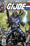 GI Joe Real American Hero (2010 IDW) 172B