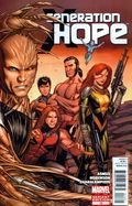 Generation Hope (2010 Marvel) 13B