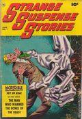 Strange Suspense Stories (1952 Fawcett/Charlton) 1