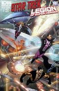 Star Trek Legion of Superheroes (2011 IDW) 4A