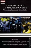 Official Index Marvel Universe Wolverine Punisher Ghost Ride 6