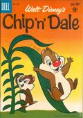 Chip N Dale (1960 Dell) UK Edition 23