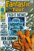 Fantastic Four (1961 1st Series) UK Edition 92UK