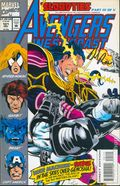 Avengers West Coast (1985) 101DFSIGNED